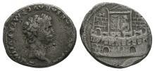 Imperial - Claudius - Praetorian Camp Denarius