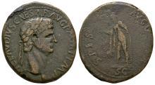 Imperial Coins - Claudius - Spes Sestertius