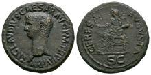 Imperial Coins - Claudius - Ceres As
