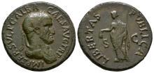 Imperial Coins - Galba - Libertas Sestertius
