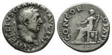 Imperial Coins - Vitellius - Concordia Denarius