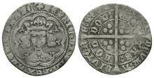 Medieval Coins - Henry V - London - Groat