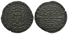 Medieval Coins - Henry VI - London - Leaf Pellet Groat
