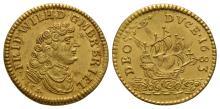 World - Guinea Coast - 1683 - Gold Trade Ducat