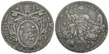 World - Papal States - Pius VI - 1780 - Scudo