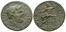 Greek Coins-Termessos Major-Pisidia-Zeus Bronze