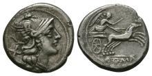 Republican Coins - Anonymous - Victory Denarius