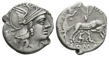Republican - S. Pompeius Faustulus - Denarius