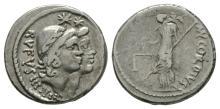 Republican - Mn Cordius Rufus - Venus Denarius