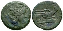 Republican-Struck Coinage-Post Reform-Prow As