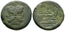 Republican Coins - Struck Issues - Janus As
