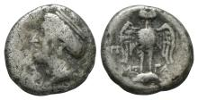 Ancient Greek Coins - Amisos - Owl Drachm