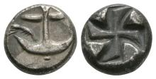 Ancient Greek Coins - Apollonia Pontica - Drachm