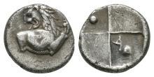 Ancient Greek Coins - Chersonessos - Hemidrachm