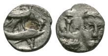 Ancient Greek Coins - Istros, Thrace - Obol