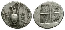 Ancient Greek Coins-Terone,Macedonia - Tetrobol