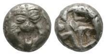 Greek Coins - Mysia - Parion - Gorgoneion Drachm
