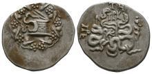 Greek Coins-Pergamum - Cistophoric Tetradrachm