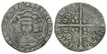 Henry V - London - Frowning Bust Groat