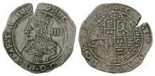 Charles I - Exeter - 1644 - Groat