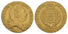 English Milled Coins - George III - 1803 - Half Guniea