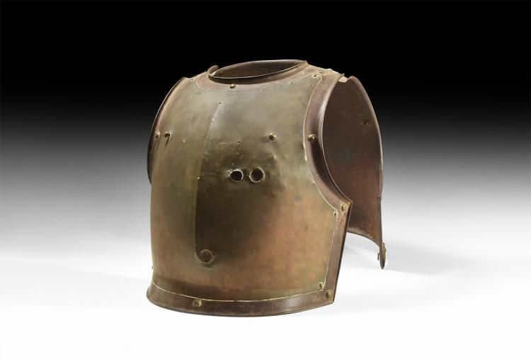 Post Medieval French Heavy Trooper's Cuirass Set