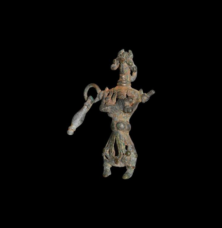 Western Asiatic Amlash Statuette