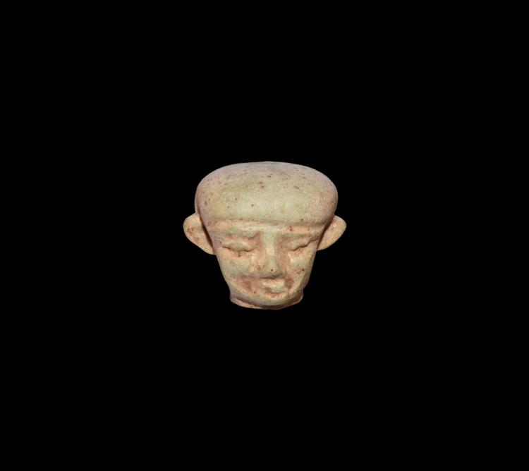 Egyptian Head of Pataikos