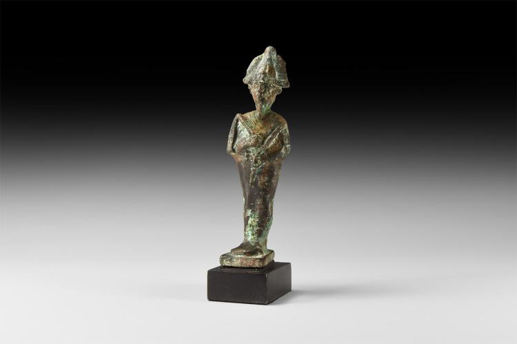Egyptian Osiris Figurine