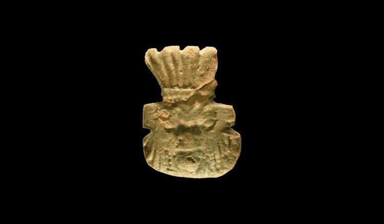 Egyptian Large Bes Amulet