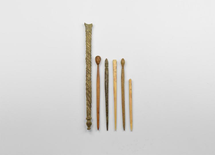 Roman Bone Hairpin Group