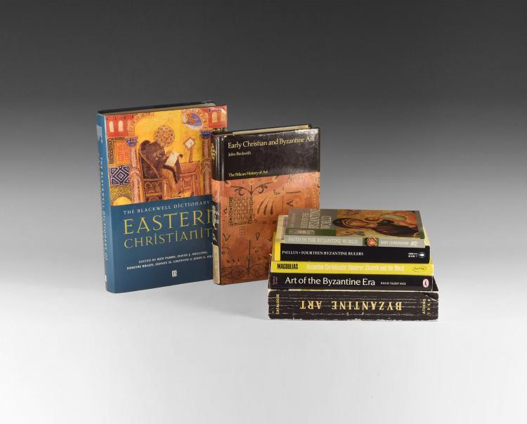 Books - Byzantine Titles Group [7]