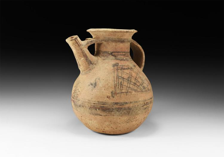 Indus Valley Mehrgarh Bichrome Ewer