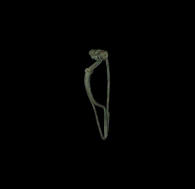 Iron Age Celtic La Tène Fibula