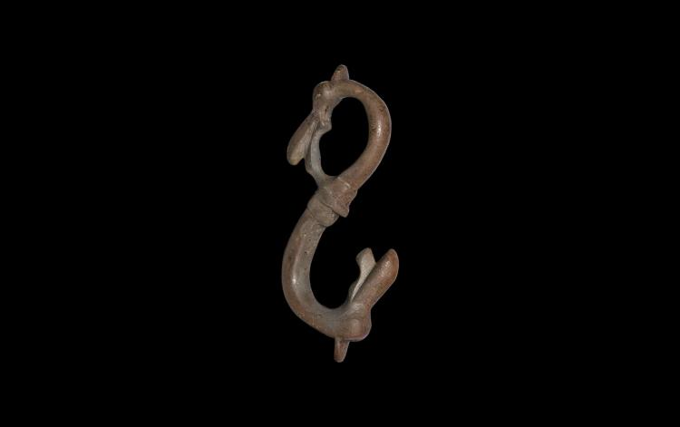 Viking Dragon Pendant