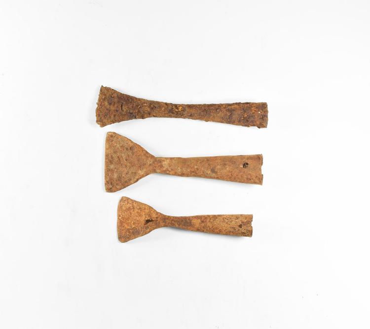 Medieval Large Carpenter's Tool Group
