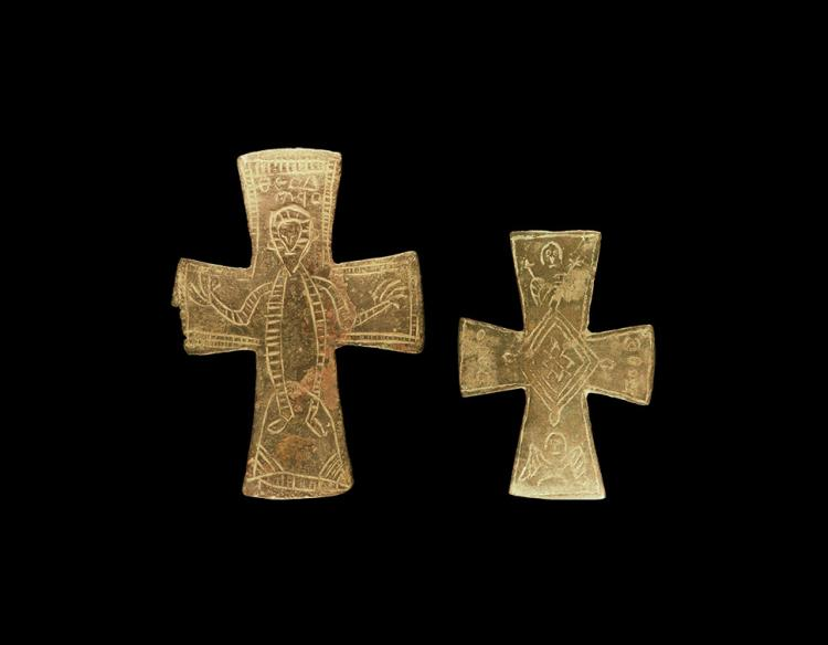 Byzantine Cross Collection