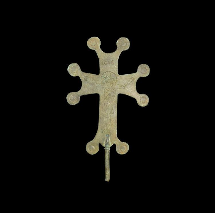 Post Medieval Inscribed Altar Cross