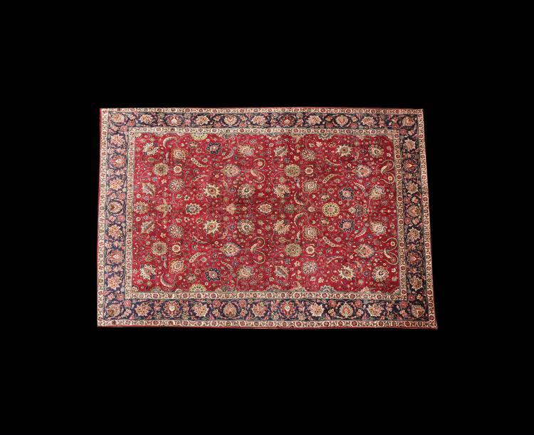 Tabriz Woven Carpet