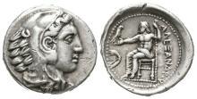 Macedonia - Alexander III - Zeus Tetradrachm