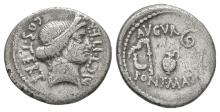 Julius Caesar - Ceres Denarius