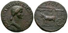 Agrippina Snr Caligula) - Carpentum Sestertius