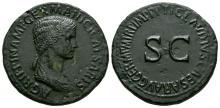 Agrippina Senior (under Claudius) - SC Sestertius