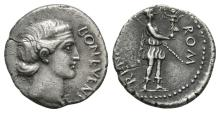 Galba - Spain - Bonus Eventus Denarius