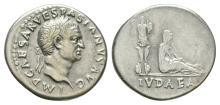 Vespasian - Judea Denarius