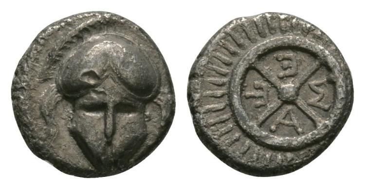 Mesembria - Wheel Diobol