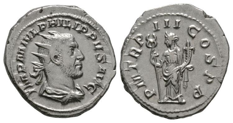 Philip I - Felicitas Antoninianus