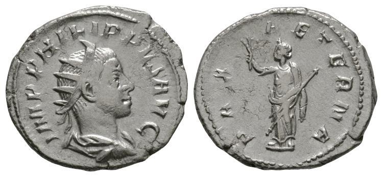 Philip II - Pax Antoninianus