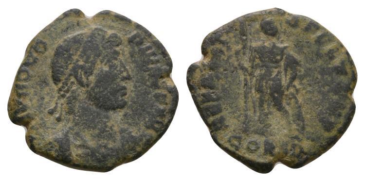 Procopius - Emperor Standing Bronze