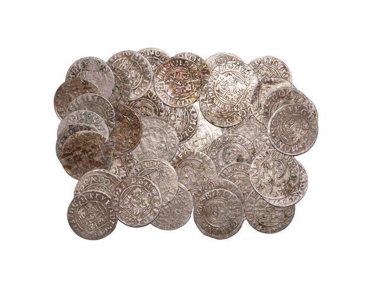 Poland - Sigismund III - 1623 - Orb Silvers [47]